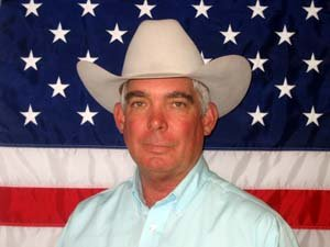 Cochise County Sheriff Larry Dever.