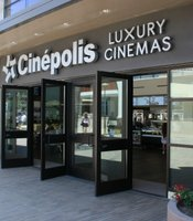 Cinepolis' first entry into the U.S. market is an 8-plex in Carmel Valley.