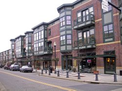 This mixed-use development in Oregon is smart growth. But some people think s...
