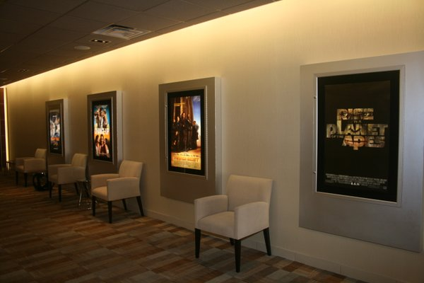 Cinepolis Luxury Cinemas in Del Mar Highlands.
