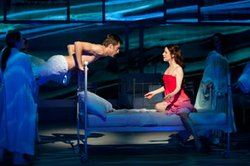 """""""Sleeping Beauty Wakes"""" is currently playing at the La Jolla Playhouse."""