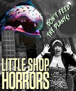 """""""Little Shop of Horrors"""" opens this weekend at Cygnet Theatre in Old Town."""