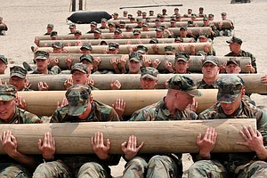 Photo for Coronavirus Safeguards In Place, Navy SEALs Reopen Training Pipeline