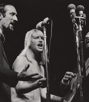 Peter, Paul & Mary, 1963.