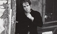 "Promotional photo of Tim Hardin, 1969. Hardin performs ""If I Were a Carpenter"" in ""Legends Of Folk: The Village Scene."""