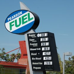 San Diego's Pearson Fuel Depot was the first alternative fuel station in the ...