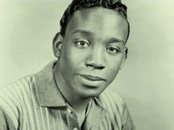 The young Jerry Butler composed