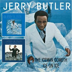 The cover of Jerry Butler's 1968 hit album