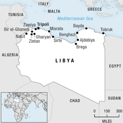 Gadhafi, Libya's Leader For 42 Years, Killed