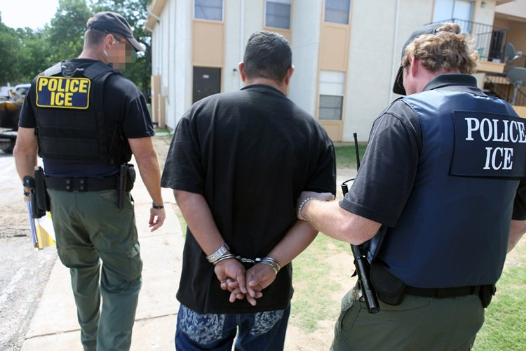 U.S. Immigration and Customs Enforcement arrests over 2,400 convicted crimina...