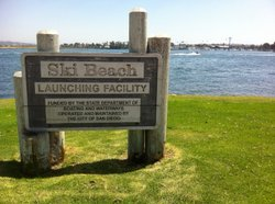 Salazar is responsible for maintaining Ski Beach and its 38-acres in Mission Bay Park.