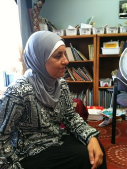 Awya Emalt believes non-Muslims gave her harsh stares after 9/11 because she ...