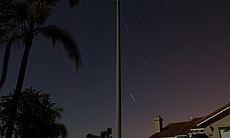 A long exposure from the blackout on Sept. 8, 2011 by San Diego resident Andr...