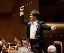 Music Director Alan Gilbert and the New York Philharmonic perform.