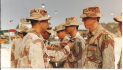 Gulf War veterans in 1991