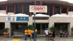 Ralphs workers holding informational strike rally