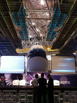 Industry representatives from the United States, Mexico, and Europe, gathered...