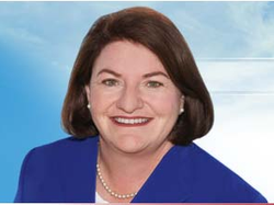 Democratic Assemblywoman Toni Atkins represents San Diego's 78th district