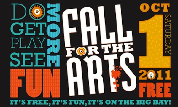 The San Diego Commission for Arts and Culture is hosting Fall for the Arts this Saturday October 1.