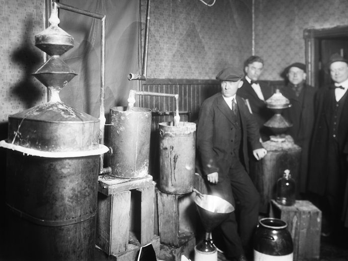 the bitter consequences of the prohibition in america during the 1920s The volstead act by the turn of the 20th century, temperance societies were prevalent in the united states concerned citizens had begun warning others about the effects of alcohol nearly 100 years earlier.