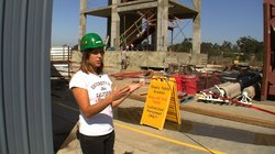 UCSD Structural Engineering Student Michelle Chen