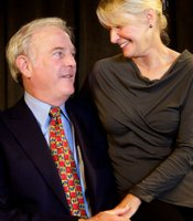 2011 KPBS Hall of Fame -Visionary Inductees Dick and Carol Hertzberg