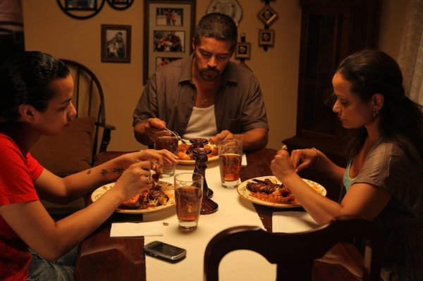 "Esai Morales returns to a family he doesn't recognize in ""Gun Hill Road."""