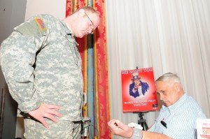 Tricare enrollee and his doctor