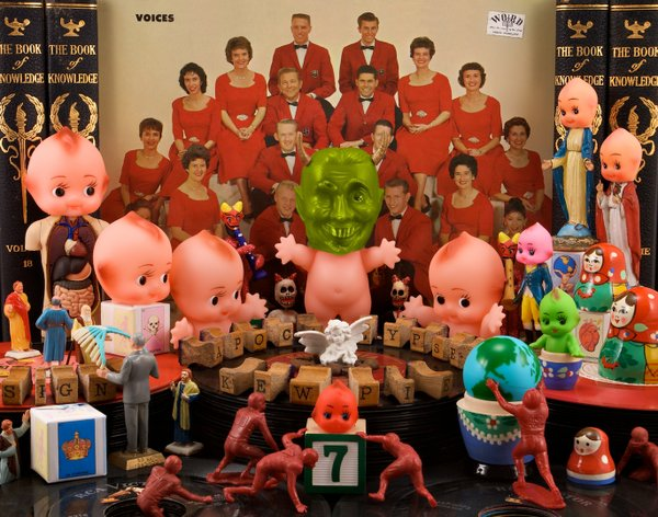 "John Purlia's ""Seven Signs of the Kewpie Apocalypse."""