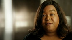 Shonda Rhimes, creator of GREY'S ANATOMY, is featured in AMERICA IN PRIMETIME.