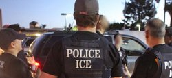 ICE arrests more than 2,900 convicted criminal aliens, fugitives in enforcement operation throughout all 50 states in September, 2011. Photo courtesy of Immigration and Customs Enforcement.
