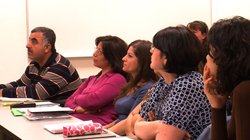 ESL classes are maxed out at Cuyamaca College. The majority of the students a...