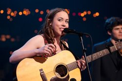 "Young Texan Sarah Jarosz rewrites the bluegrass rules with her original songs and style on ""Austin City Limits."""