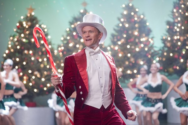 "Neil Patrick Harris as NPH in ""A Very Harold and Kumar 3D Christmas."""
