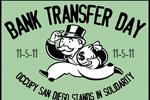 Roundtable: Bank Transfer Day, SDUSD And Navy Pier