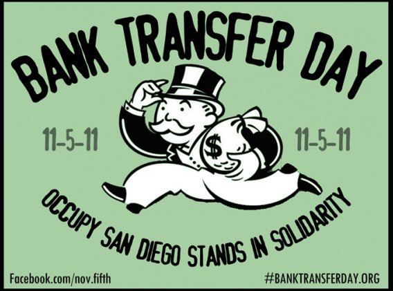 Bank Transfer Day