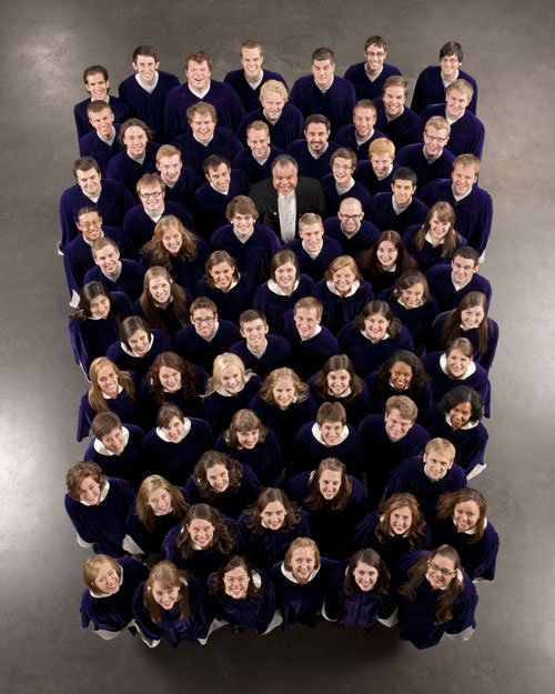The St. Olaf Choir