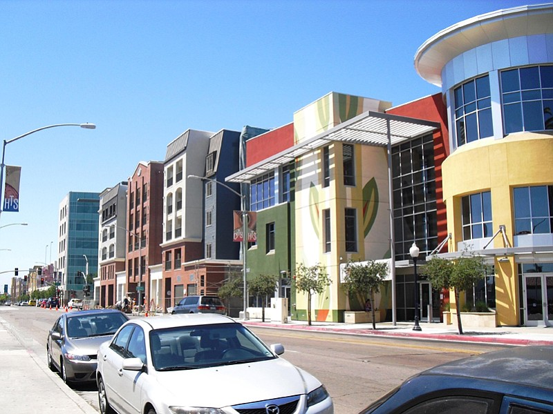 City Heights is a neighborhood in the City of San Diego.