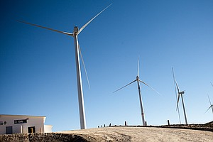 Tribes Fight Green Energy Wind Project In Desert