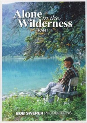 "Give at the $100 level during our membership campaign and receive the ""Alone In The Wilderness"" DVDs, parts one & two. This gift includes a KPBS License Plate Frame (if you're a new member)."