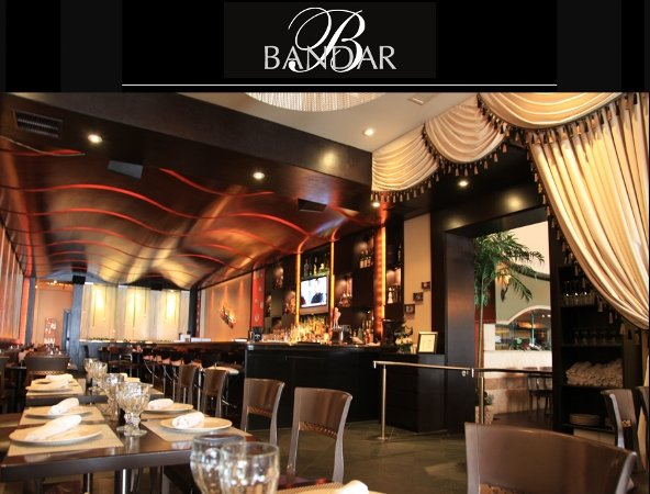 Bandar Restaurant in the Gaslamp features elegant Persian dining and an acclaimed menu.  This auction item $75 in gift cards.  Not valid for alcohol, tip, or tax.