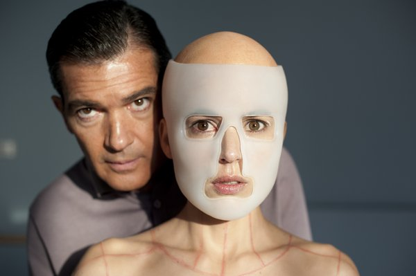 "Antonio Banderas and Elena Anaya star in Pedro Almodovar's ""The Skin I Live In,"" nominated for Best Foreign Film."