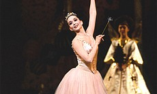 Jenifer Ringer as the Sugarplum Fairy.