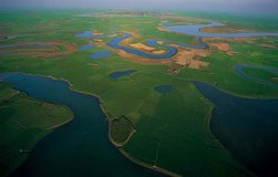 The bane and bounty of Bangladesh. Millions of tons of Himalayan water meet t...