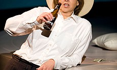 """Let Me Down Easy"" star Anna Deavere Smith as Brent Williams, the Arena Stage, Washington, D.C."