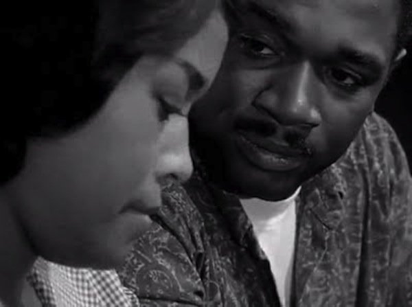 "Ivan Dixon stars in ""Nothing But a Man."""