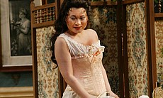 "Danielle de Niese as Norina in ""Don Pasquale."""