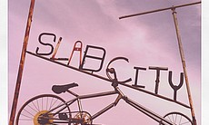 "Slab City, ""The Last Free Place in America,"" is located 155 miles east of San..."