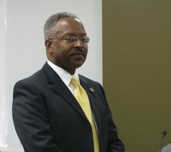 Chief Probation Officer Mack Jenkins