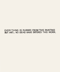 Everything is Purged…, 1966-68, Acrylic on canvas, The Sonnabend Collection © John Baldessari